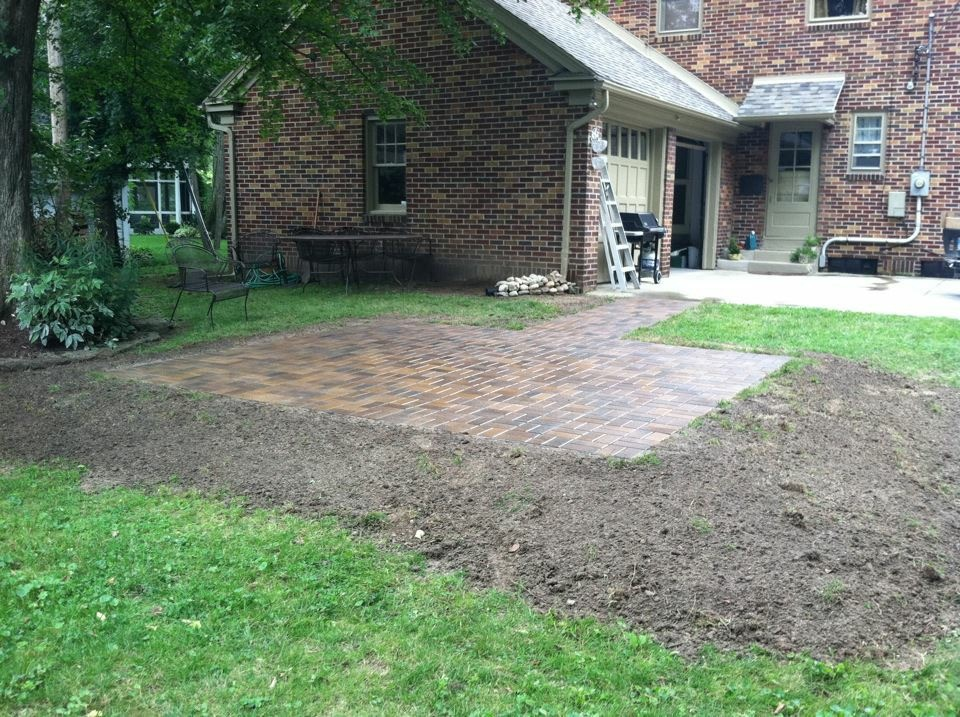 Paver Patios and Walkways